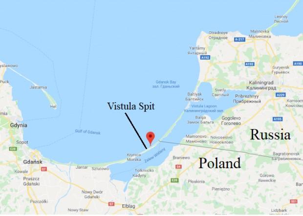 Pologne: contrat signé pour le creusement d'un canal vers la Baltique