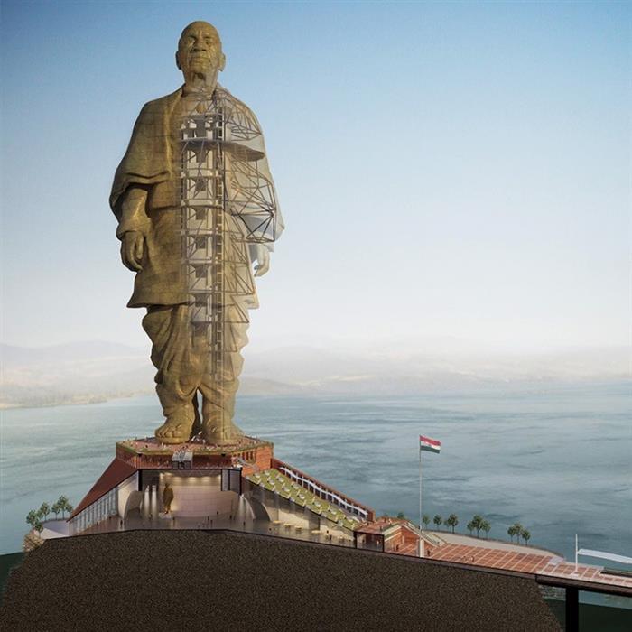 Grands projets en Inde : la bataille des monuments