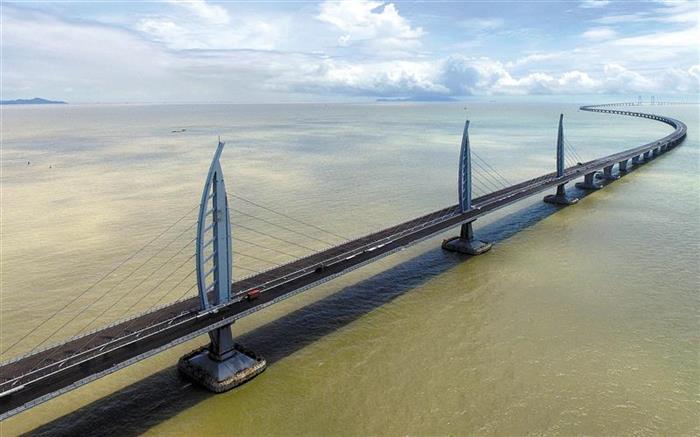 Projets complexes : Projet Hong Kong-Zhuhai-Macao – le plus grand pont du monde