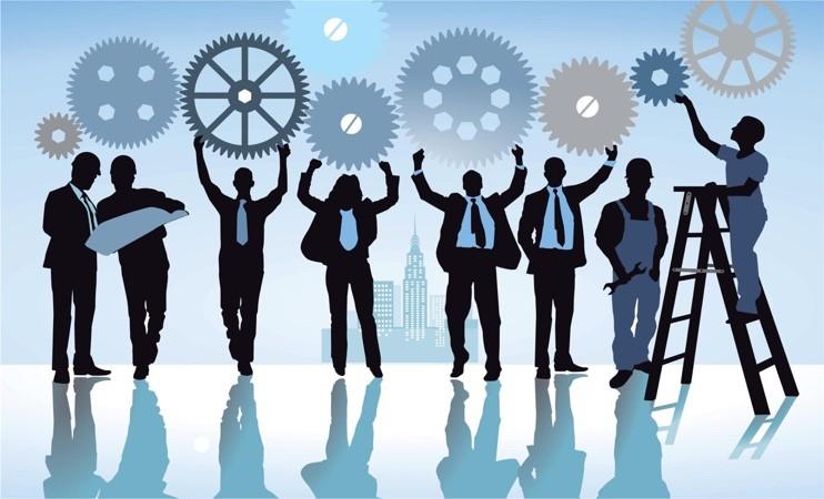 Communauté Management de Projet D'ENTREPRISE